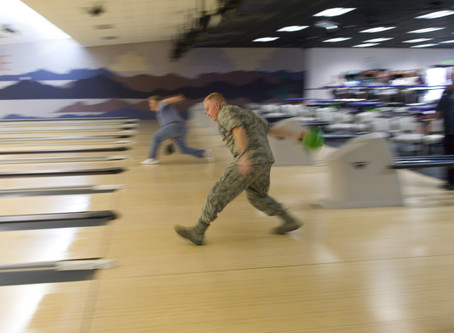 the stacks edwards air force base goes bowling