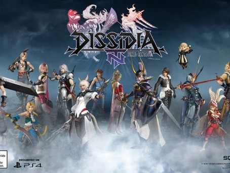 Dissidia Final Fantasy NT – Square Enix Shows Off Opening Cinematic