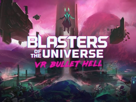 Blasters of the Universe – PAX West Hands-On Preview