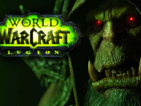 World of Warcraft – Still Playing with Friends