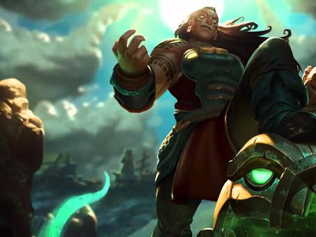 league of legends champion guide illaoi the kraken priestess