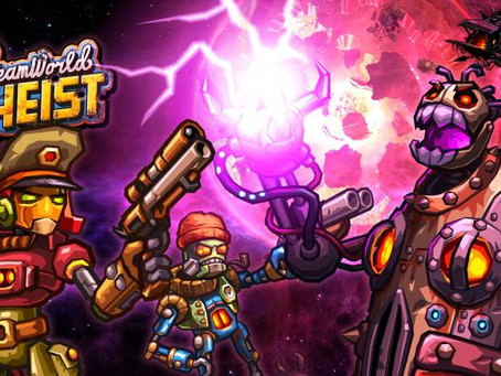 SteamWorld Heist: Ultimate Edition – Now Available For The Nintendo Switch