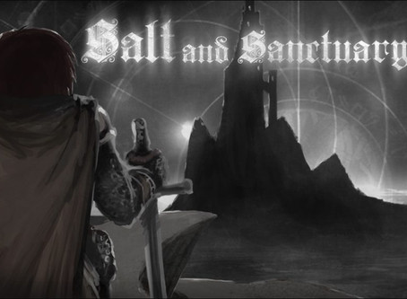 PAX WEST 2018 – Salt And Sanctuary Switch Impressions, Physical Edition Arrives 10.30.18