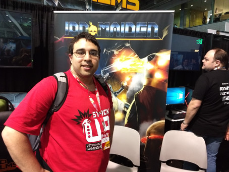 Ion Maiden – Aims High and Delivers at PAX East