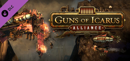 guns of icarus alliance steampunk your friends
