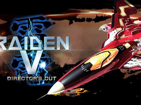 Raiden V – Director's Cut Heading to the West on PS4 & PC this Fall