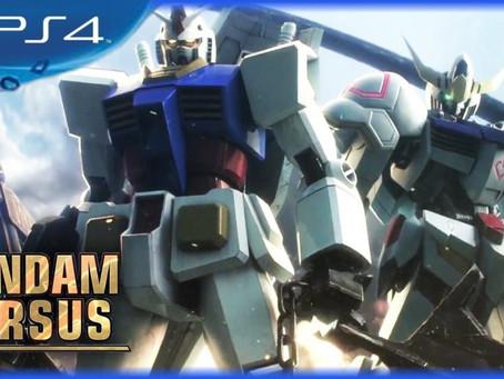 Gundam Versus – Review (PlayStation 4)