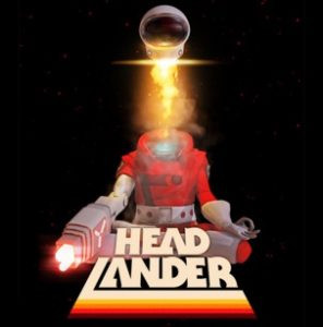 Headlander Title Picture