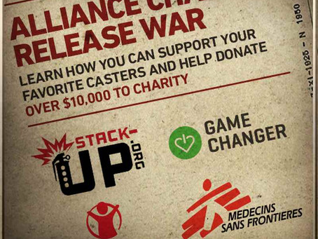 Guns of Icarus: Alliance – Charity War Post Event