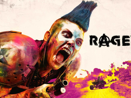 Rage 2  – This is a Tough One