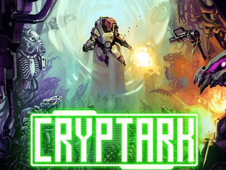Crypt Ark Review (PS4)