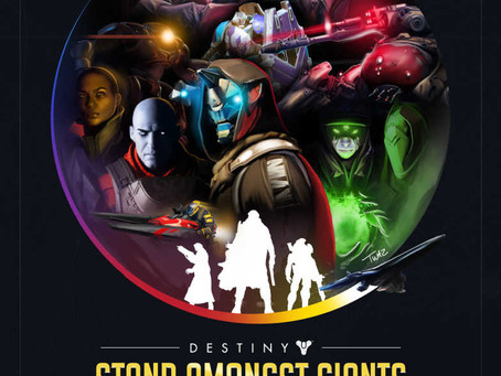 destiny get bungie call arms poster now