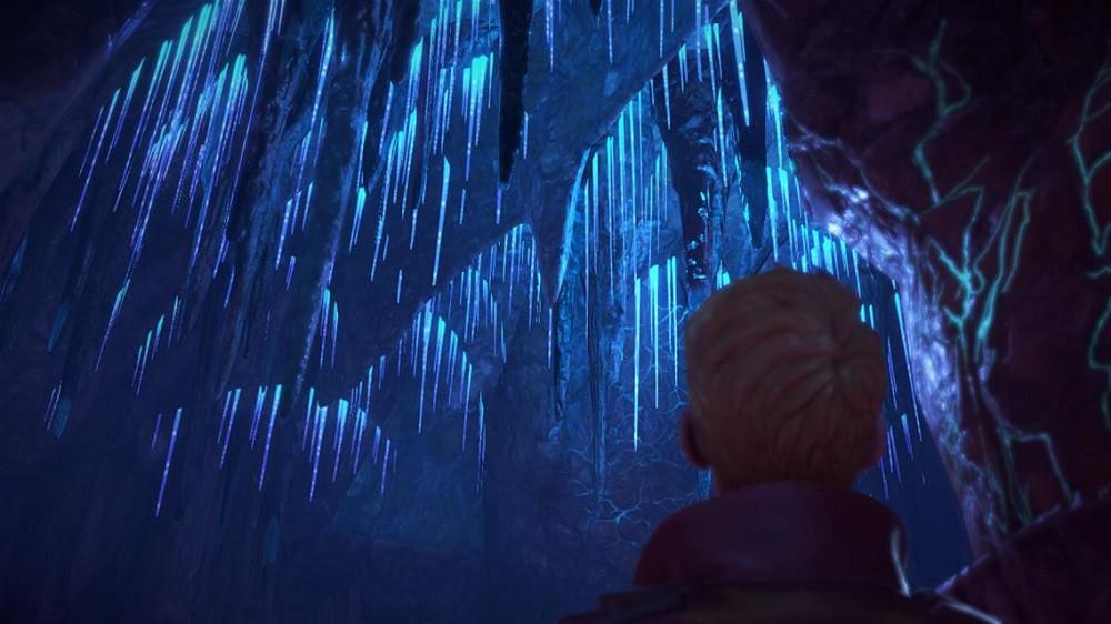 Telltale GOTG Episode 4 Cave