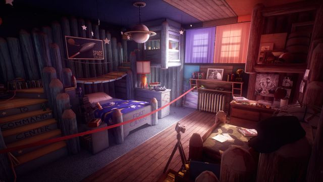 what remains of edith finch, giant sparrow, review, walking simulator, gone home, everybody's gone to the rapture
