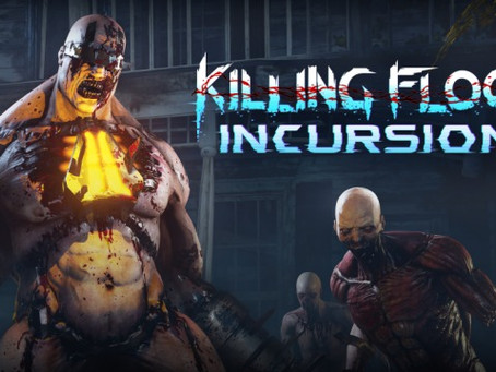 Killing Floor: Incursion (Oculus Rift Review)