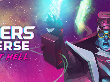 Blasters of the Universe – Review (PSVR)