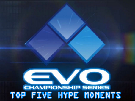 evo 2016 top five hype moments