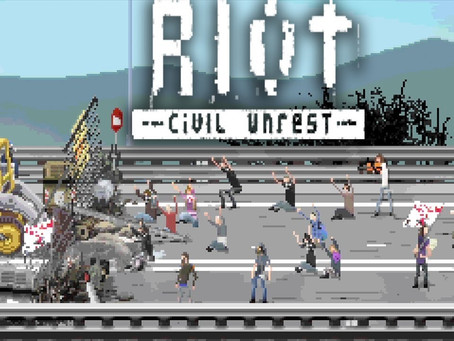 Riot: Civil Unrest – Launches this Month