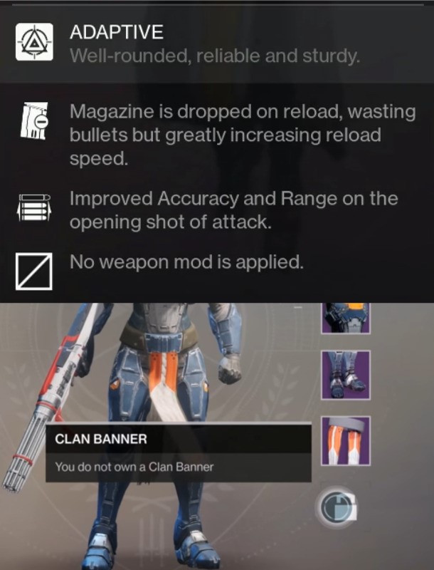 Destiny 2 Mods and Banner slots