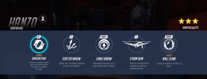 Hanzo PC Controls