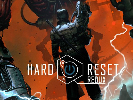 hard reset redux review