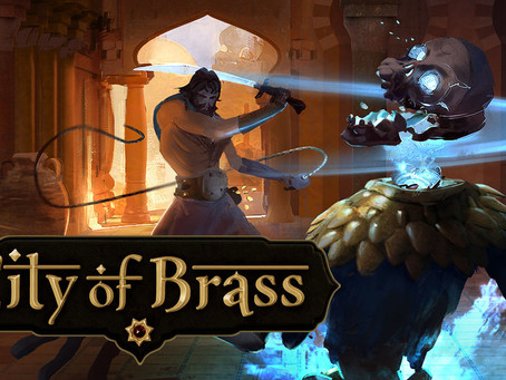 City of Brass – Step Into A Cursed Arabian Labyrinth at PAX East
