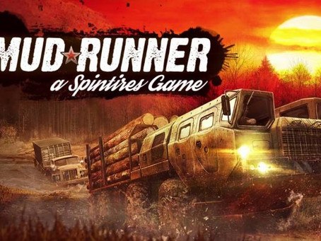 Spintires: MudRunner – Coming To Console and PC At The End Of The Year