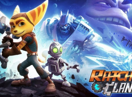 ratchet clank movie review