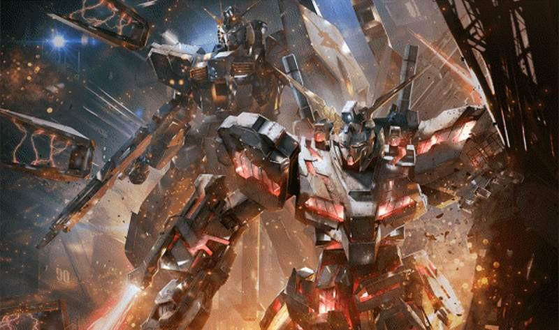 Gundam Versus