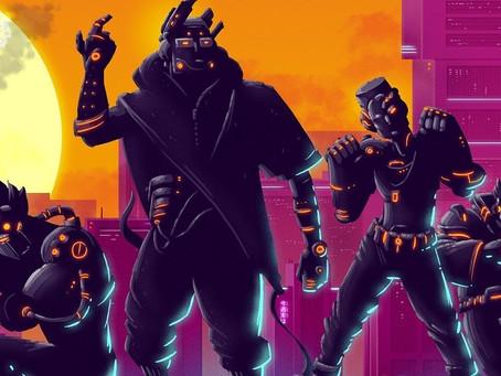 Black Future '88 Hands-On Impressions
