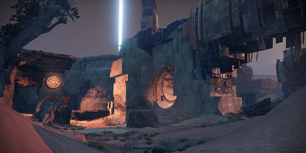 Trail of Osiris