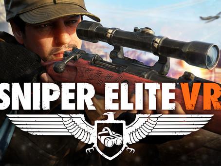 E3 2019: Sniper Elite VR Announced