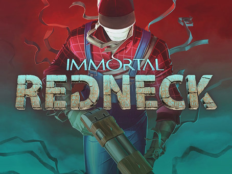 Immortal Redneck – Out now on Consoles – Review