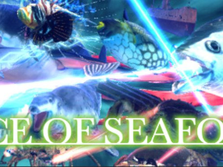 Ace Of Seafood – Arriving November 9th, 2017 for PS4