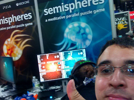 semispheres delights with wonderful puzzle gaming pax south 2017