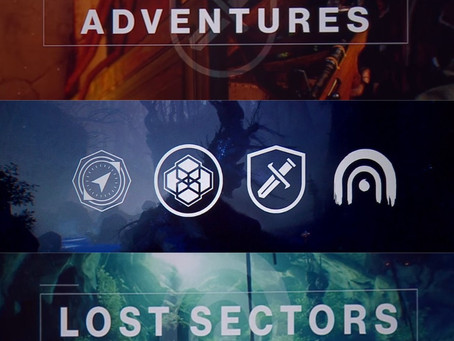 Destiny 2 – New Places and New Adventures