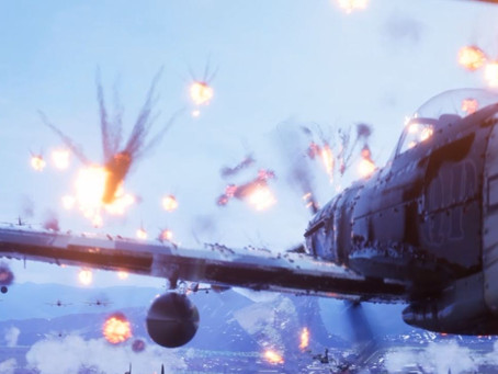 DOGFIGHTER – WW2 On PlayStation 4 Available Now