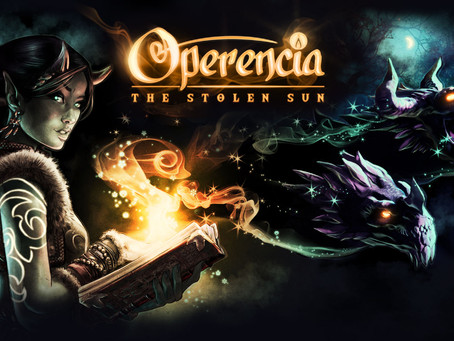 Review: Operencia: The Stolen Sun Dreamhack 2020