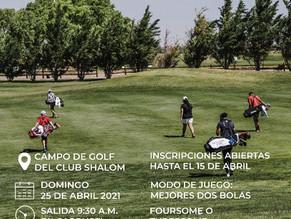 Torneo de Golf de Integración