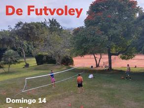 Gran sesión de Futvoley