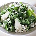 Watercress Salad (with seasonal fruit)