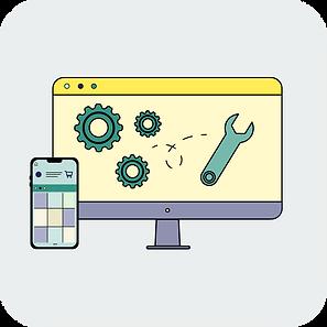Brisbane Web Design Screen