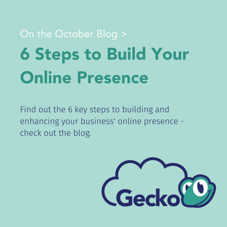 6 Steps to build your online business presence