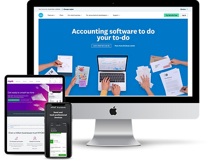 settling your accounting software