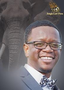Craig Moore II of Jungle Law - Marketing Manger