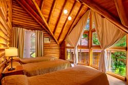 Cabaña 105. Habitación Singles