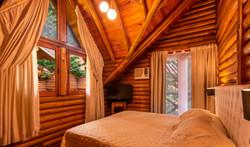 Cabaña 105. Habitación Matrimonial
