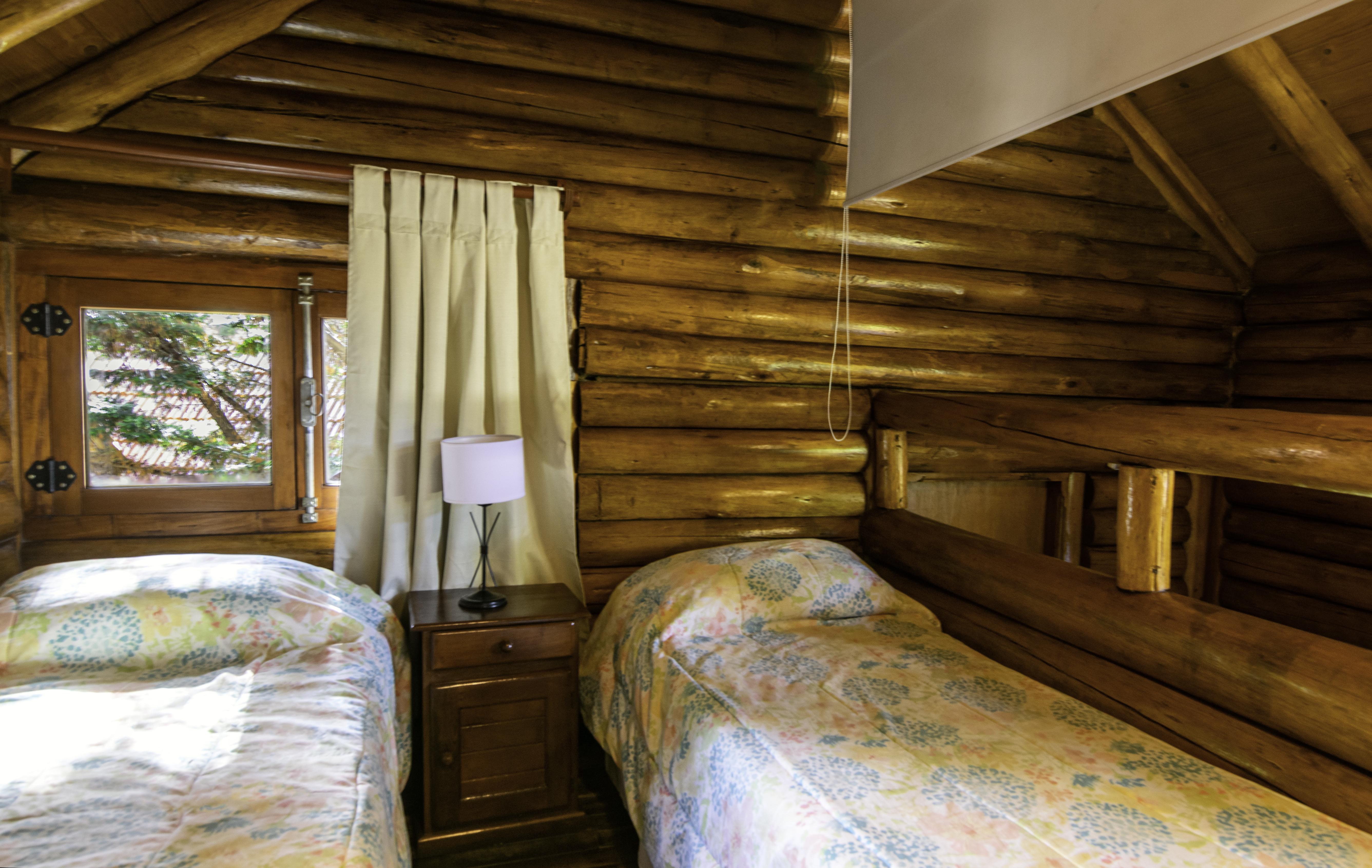 Cabaña 103. Habitación singles
