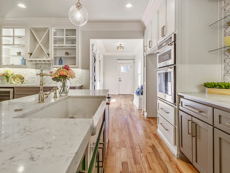 5 Kitchen Countertop Options for the Upscale Kitchen