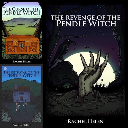 THE PENDLE WITCH three book bundle